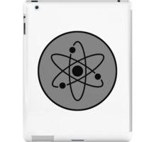 Atom in Circle iPad Case/Skin