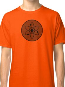 Atom in Circle Classic T-Shirt
