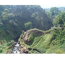 Lao hills Photographic Print