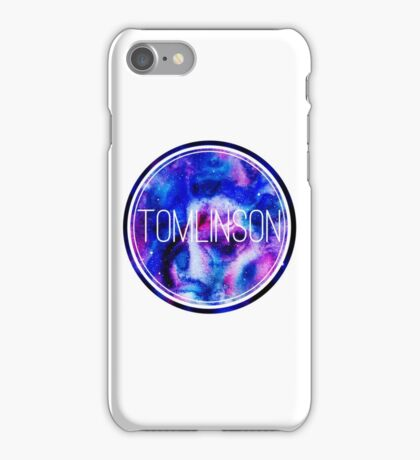 Watercolour Galaxy Tomlinson iPhone Case/Skin