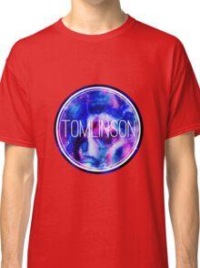 Watercolour Galaxy Tomlinson Classic T-Shirt