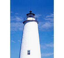 Ocracoke Lighthouse Photographic Print