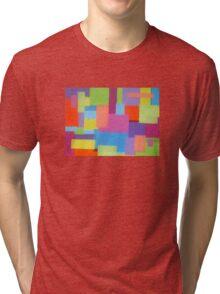 Pieces. Tri-blend T-Shirt
