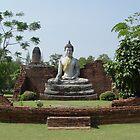 Buddha by Feesbay