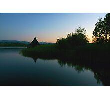 Llangorse Lake - 10pm Photographic Print