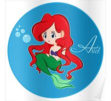 Princess Ariel Poster