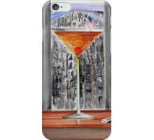 Here's Looking At You - A Tribute to 9/11 at Windows on The World Restaurant iPhone Case/Skin