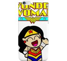 Wonder Woman! iPhone Case/Skin