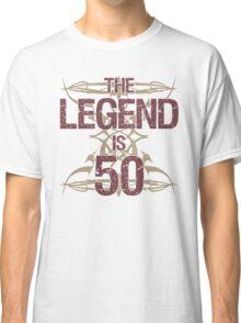 Men's Funny 50th Birthday Classic T-Shirt
