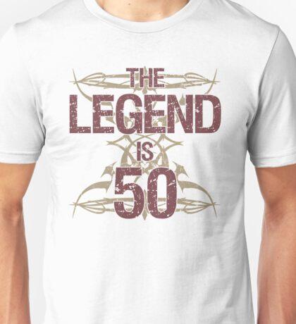 Men's Funny 50th Birthday Unisex T-Shirt