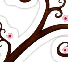 Cherryblossom Dreams - Tee Sticker