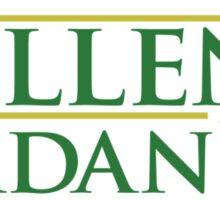 Vote Allen/Jordan 2016 Sticker