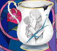 Rumbelle Forever Chipped Cup by crmitchell