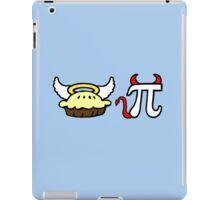 Angel Pie and Devil Pi iPad Case/Skin