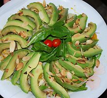 AVOCADO Orientale by Aritheeagle