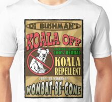 Koala Repellent Unisex T-Shirt