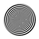 Abstract circles by Laschon Robert Paul