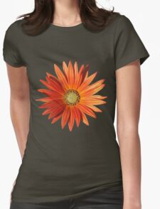 African Daisy Womens Fitted T-Shirt