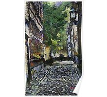 Lier Beguinage - Small street - Belgium Poster