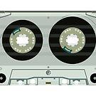 Audio tape cassette by Laschon Robert Paul
