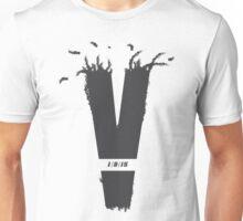 Phantom Pain V - Exclamation Mark Unisex T-Shirt