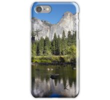 Merced River and Yosemite National Park iPhone Case/Skin