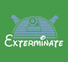 Exterminate Baby Tee