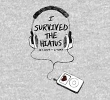 Survived The Hiatus Womens Fitted T-Shirt