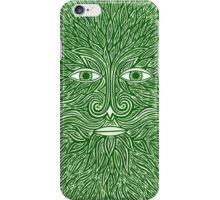 The Green Man iPhone Case/Skin