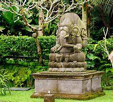 Elephant Statue by Katarina Podrug