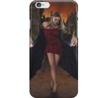 Vengeful Angel - Leggings design iPhone Case/Skin