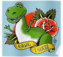 Rawr? Poster