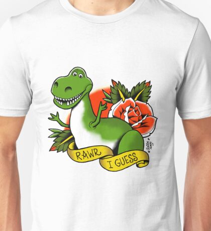 Rawr? Unisex T-Shirt