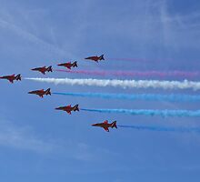 The Red Arrows by iLaw
