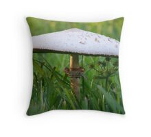 'Shroom Throw Pillow