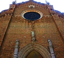 Towering Cathedral by thetutor