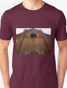 Towering Cathedral Unisex T-Shirt