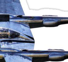 Lockheed P-38 Lightning - Red Bull Sticker