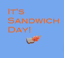 It's Sandwich Day! by Irrelephante