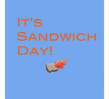 It's Sandwich Day! Photographic Print