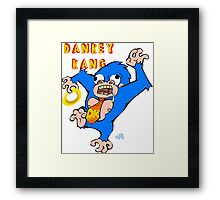 Dankey Kang Framed Print