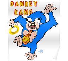 Dankey Kang Poster