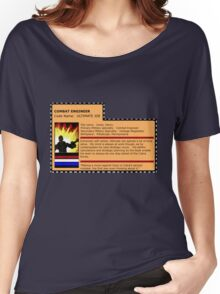 G.I.joe File card Women's Relaxed Fit T-Shirt