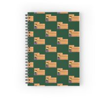 G.I.joe File card Spiral Notebook