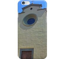 Cathedral without Facade iPhone Case/Skin