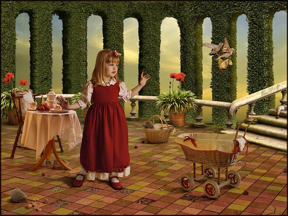 Tea Party by Oxana Zuboff