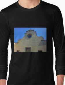 Cathedral without Facade Long Sleeve T-Shirt