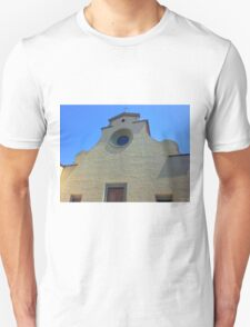 Cathedral without Facade Unisex T-Shirt
