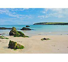 Port of Ness beach, Isle of Lewis Photographic Print