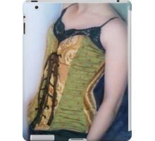 Corset Girl 3 iPad Case/Skin